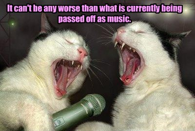 Music the-cats-meow funny - 7733400064