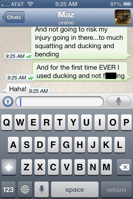 ducking,autocorrect,text,funny