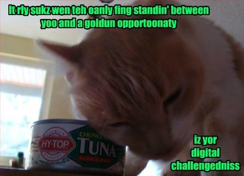 tuna fingers can funny - 7734509824