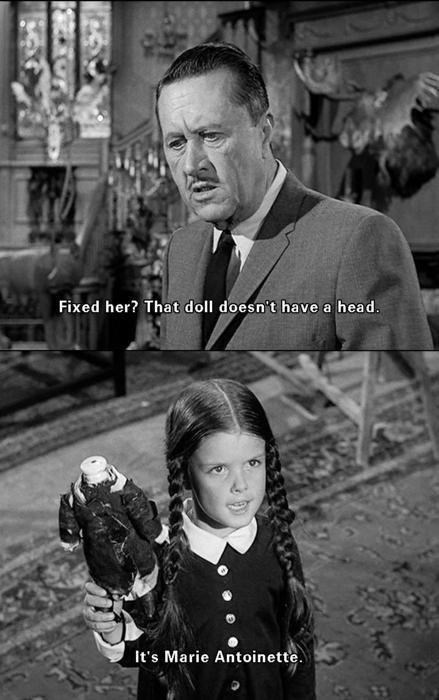 addams family kids parenting funny - 7734547456