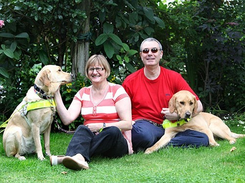 dogs heartwarming service animals blind love dating people pets - 7734571520