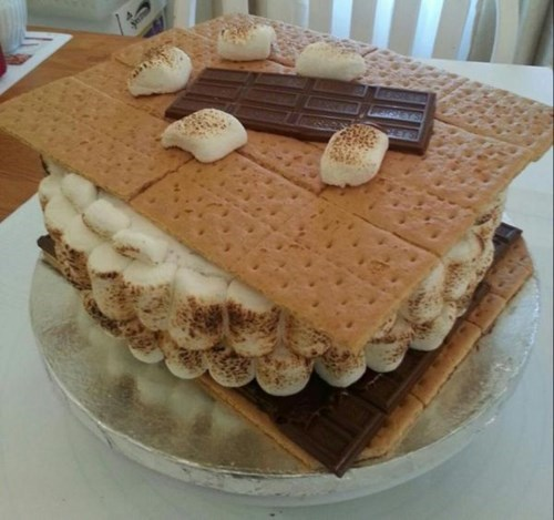 smores food huge funny g rated win - 7734647296