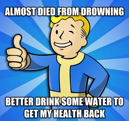 fallout 3,video game logic