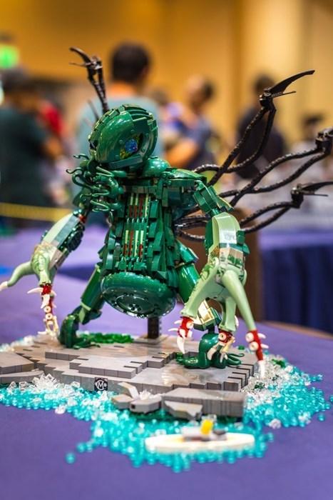 lovecraft lego nerdgasm cthulhu funny - 7734812672