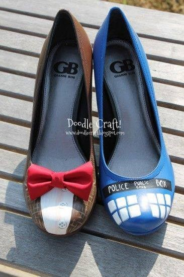 shoes 11th Doctor doctor who - 7734825728