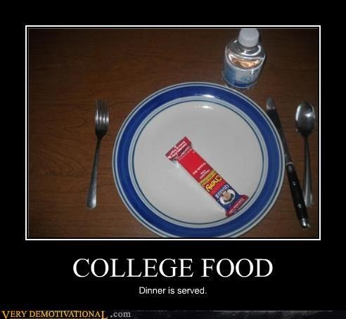 wtf meal food funny college - 7734836992
