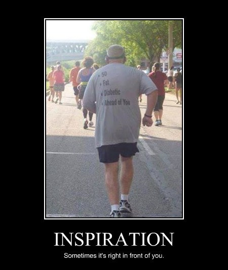 motivational old guy race funny - 7736084480