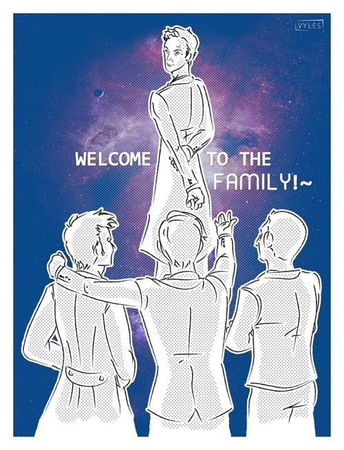 Fan Art 12th Doctor doctor who - 7736249600