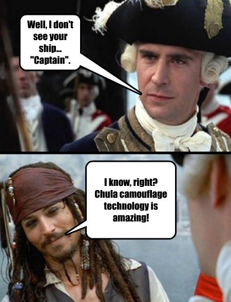 The Other Captain Jack