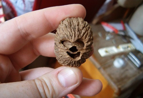 chewbacca wookie walnut - 7736369664