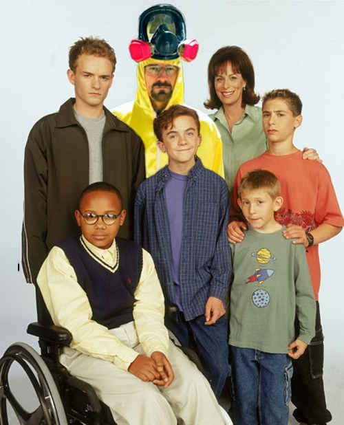 breaking bad malcolm in the middle bryan cranston