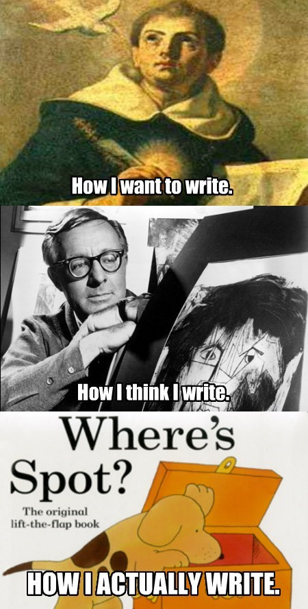 the creative process,funny,writing
