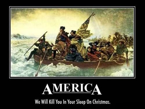 christmas war america funny - 7736610304