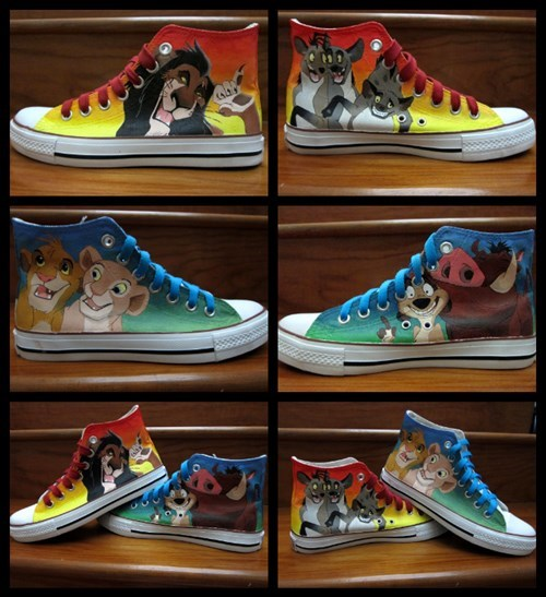the lion king shoes disney - 7736614912
