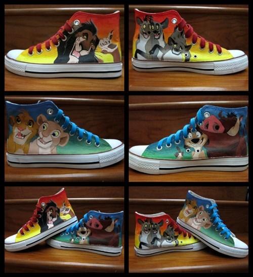 the lion king shoes disney - 7736614912