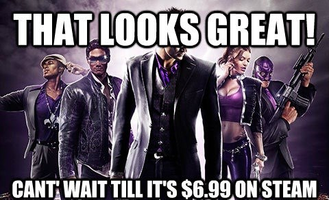 steam,saints row IV