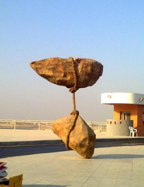 rocks wtf art funny - 7736719104