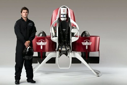 New Zealand Approves Permit for Personal Jetpacks