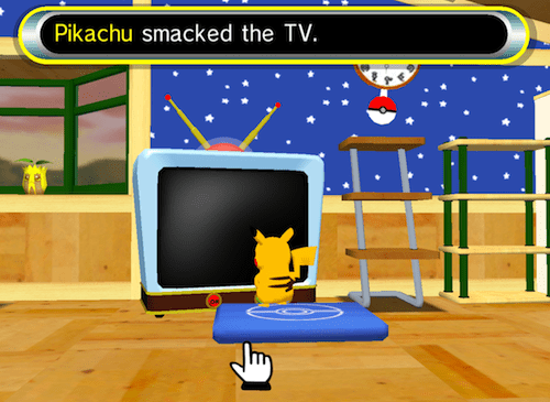 calm down,pikachu