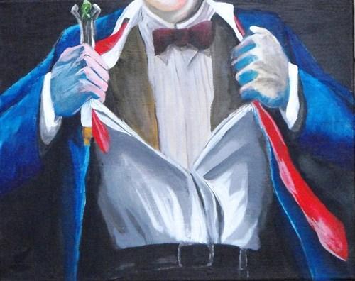 Fan Art doctor who - 7736831232