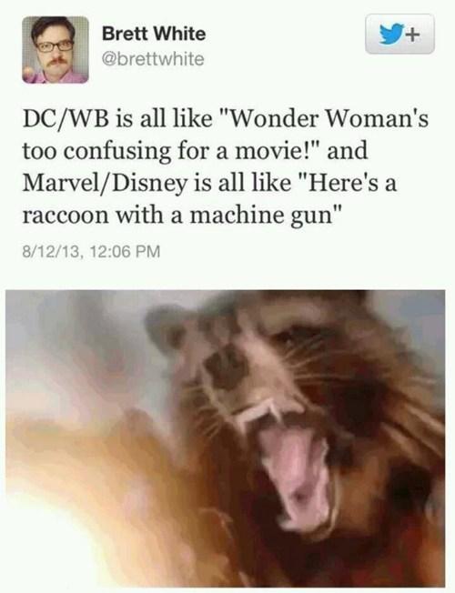 twitter marvel wonder woman DC - 7736853248