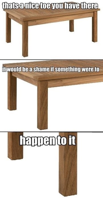 ouch scumbags tables - 7736871424