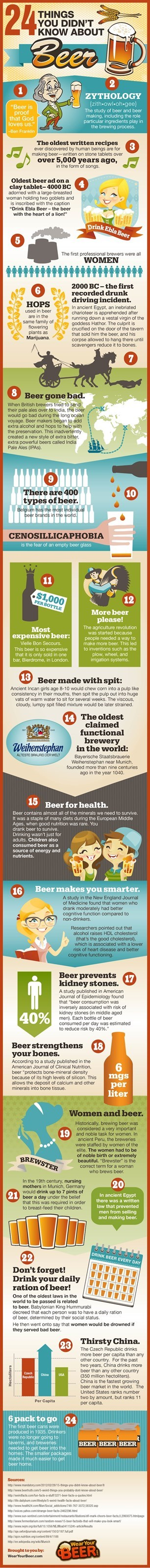 beer facts awesome funny - 7736889600