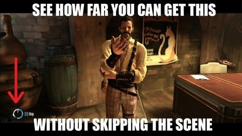 game within a game,dishonored,video games