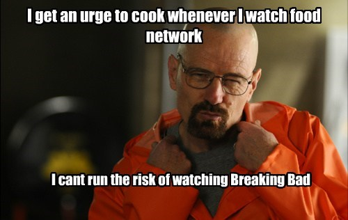 breaking bad,cooking,walter white,bryan cranston,Food Network