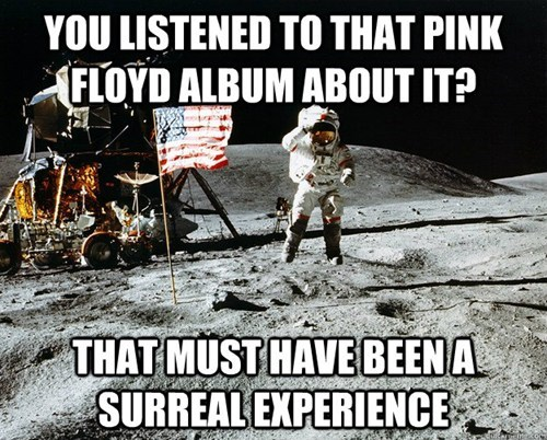 landing moon pink floyd dark side