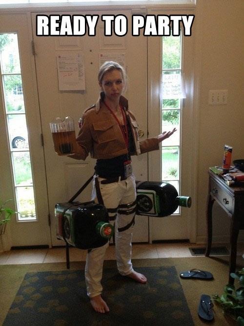 costume armed jaeger dangerous - 7740268800