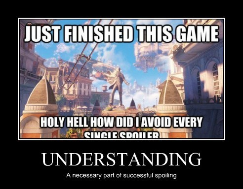 ignorance,spoilers,understanding,video games,funny