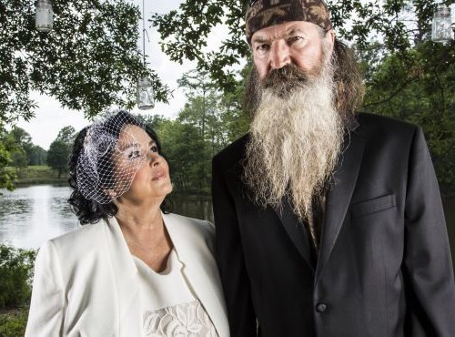 a&e premiere wedding duck dynasty reality tv a&e - 7740526336
