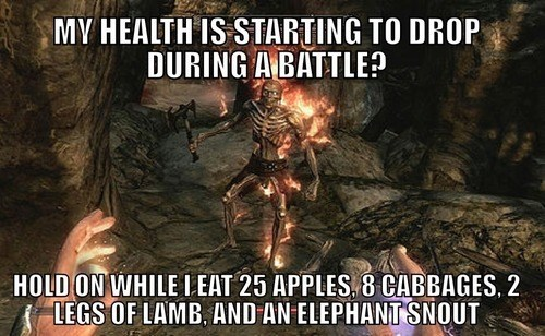 immersion video games Skyrim - 7740586752