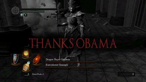mods thanks obama dark souls