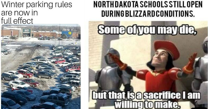 united states relatable Memes ridiculous North Dakota funny - 7740677