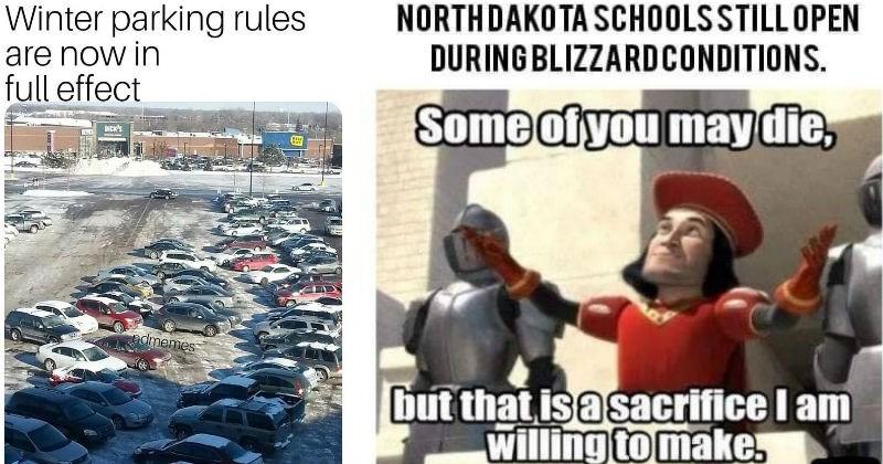 united states relatable Memes ridiculous North Dakota funny - 7740677
