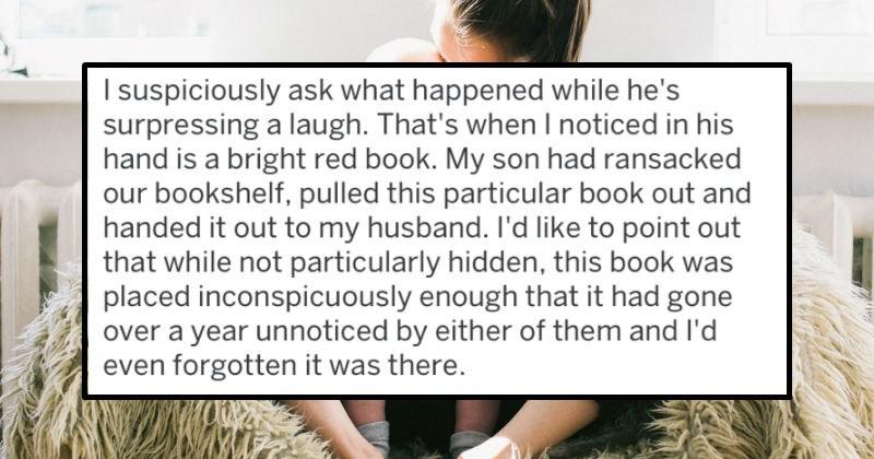 kids fan fiction parenting ridiculous mom - 7741189