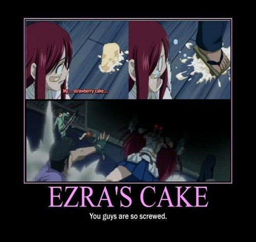 anime erza scarlet fairy tail - 7741564672