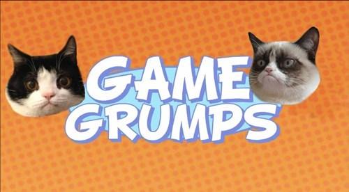 Grumpy Cat game grumps Cats
