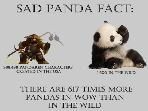world of warcraft pandaren panda