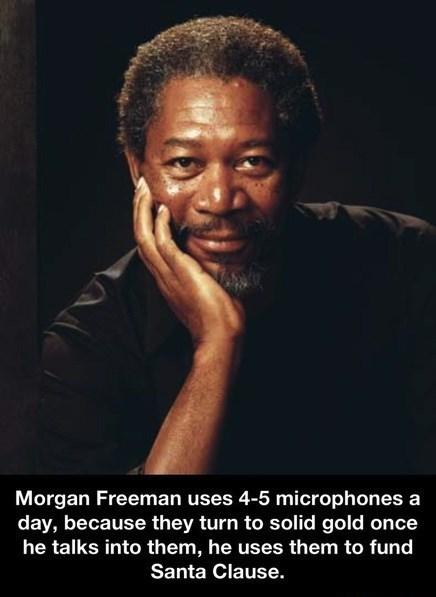 trufax Morgan Freeman - 7742813440