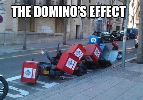 pizza IRL dominos - 7742820352