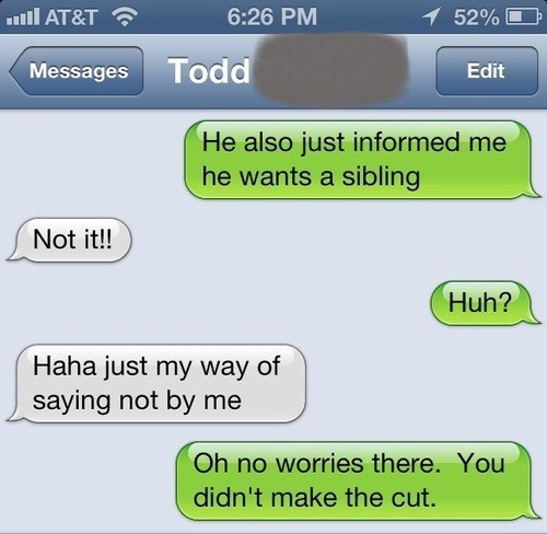 kids text parenting funny - 7742837248