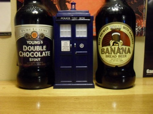 beer,banana,stout,doctor who,funny,after 12,g rated
