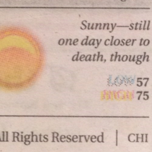 weather forecast funny newspaper - 7743153408