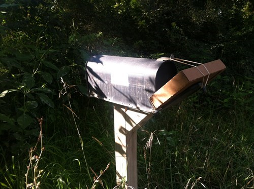mailbox,package,funny,there I fixed it