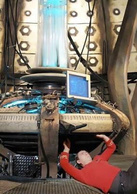 scotty mashup doctor who Star Trek - 7744313344