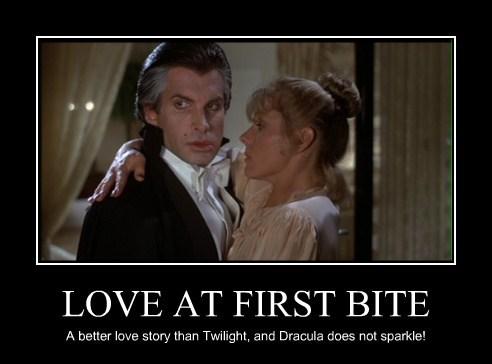 love bite funny dracula - 7744359424
