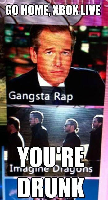 xbox live,ads,gangsta rap